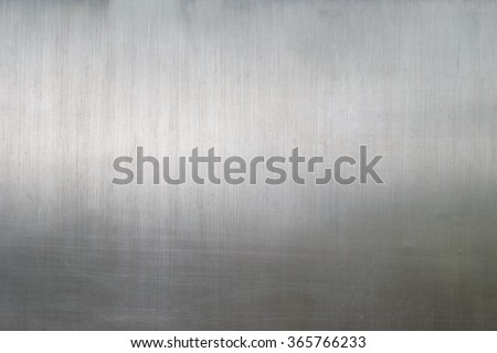 Dirty on stainless steel surface