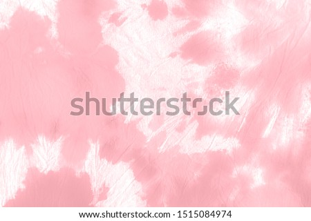 Dirty Pattern. Pastel Dyeing. Beige Dirty Textile. Tie And Dye Process. Watercolor Tile. Nude Paint Splashing. Minimalism Background. Pastel Vintage. Drops Of Colors.