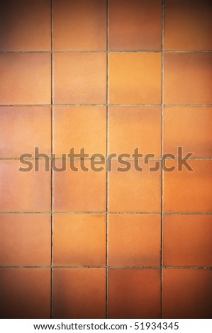 dirty red tile background