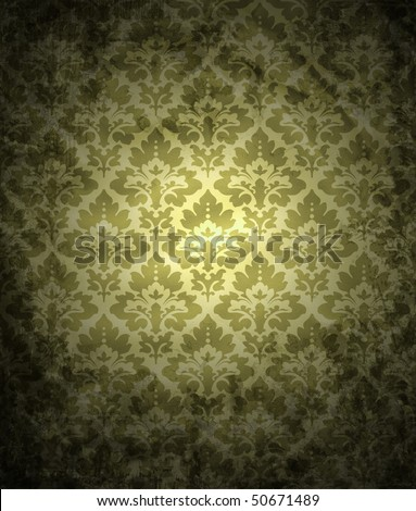dirty wallpaper. dirty yellow wallpaper