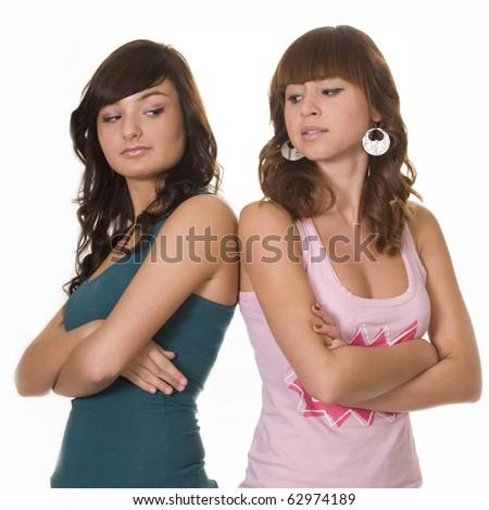 Disagreement between two friends