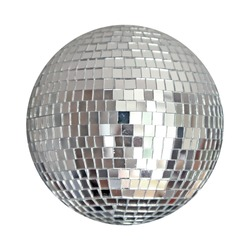 disco ball isolated