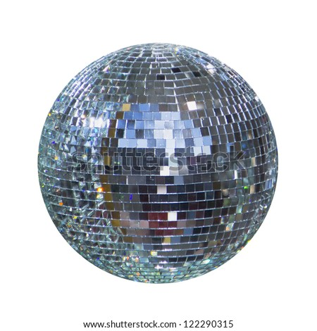 disco  ball, sphere