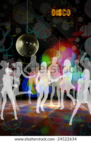 disco dance club