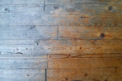 Discoloured wood texture