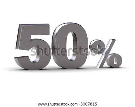 discount - 50 % (can be used for printing and web)