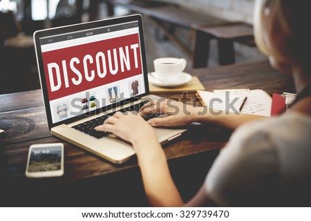Discount Price Promotion Special Cheap Concept