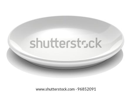 Dish - stock photo