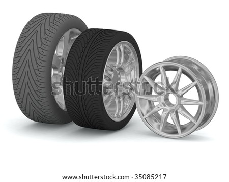 Disk and wheels