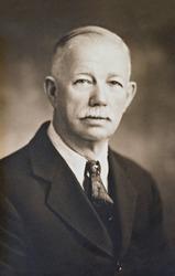 Distinguished Gentleman Antique Photo