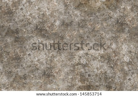 Distressed gray metal surface texture seamlessly tileable