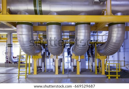 district cooling plant #669529687