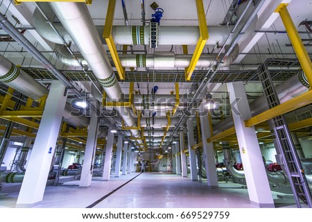 district cooling plant #669529759