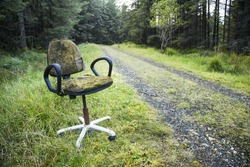 Disused Office Chair