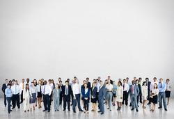 Diversity Business People Community Corporate Team Concept