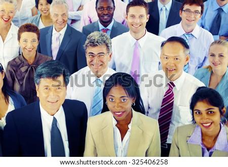 Diversity Business People Team Community Concept