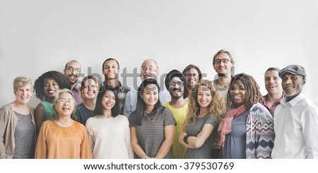 Diversity People Group Team Union Concept #379530769