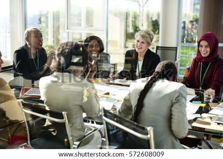 diversity people talk...