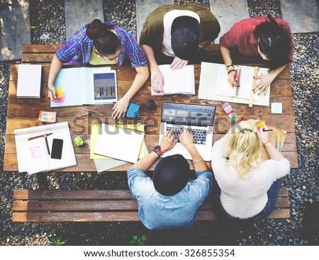 diversity teamwork...