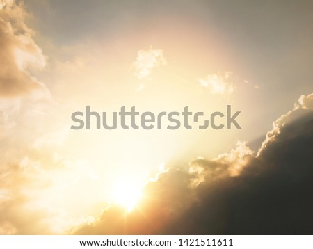 divine intervention heavenly sky background #1421511611