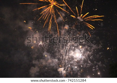 Diwali Crackers blast #742151284