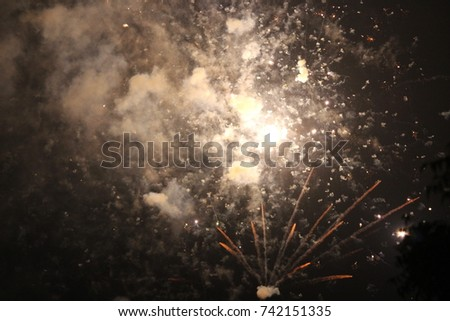 Diwali Crackers blast #742151335