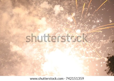 Diwali Crackers blast #742151359