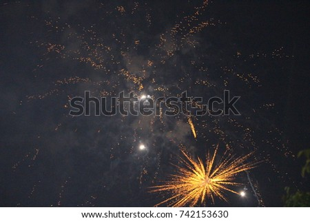 Diwali Crackers blast #742153630