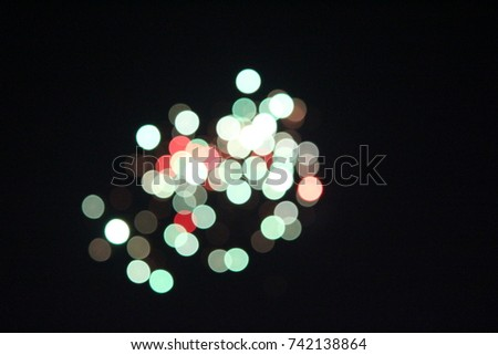 Diwali crackers lights  #742138864