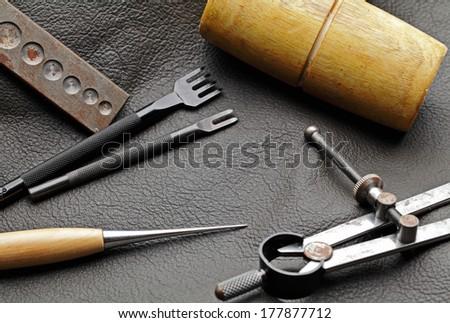 DIY leathercraft tool #177877712