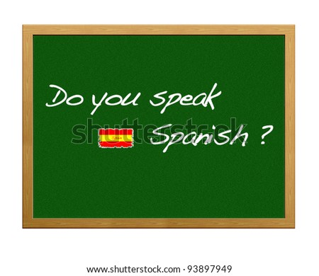 how to say what languages do you speak in spanish
