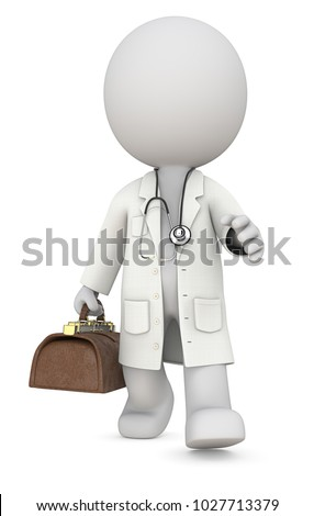 doctor. dude 3d character the...
