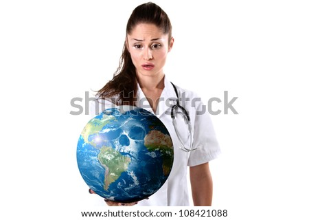 doctor healing earth