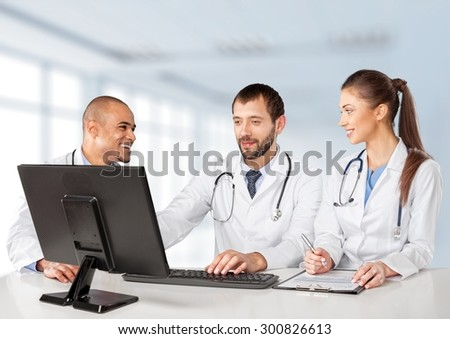 Doctor, Healthcare And Medicine, Business.