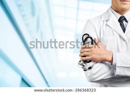 Doctor, patient, medical.