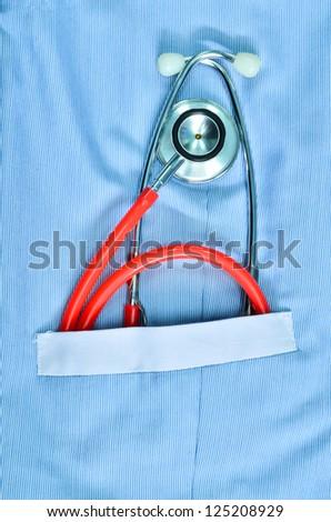 Doctor's stethoscope
