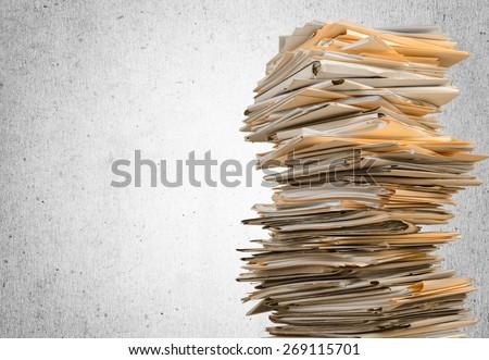 Document. File Folders