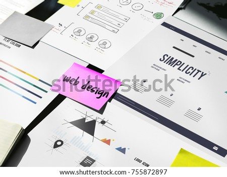 Documents on Minimal Web Design  #755872897