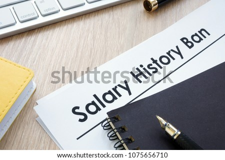 Documents with title Salary history ban. #1075656710