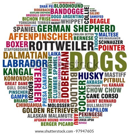 dog kinds