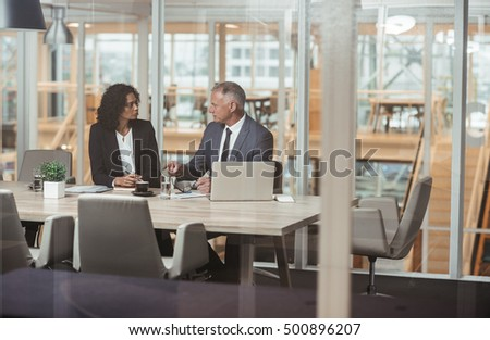 Doing business inside the company boardroom