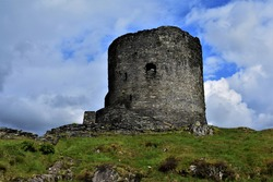 Dolbadarn Castle, Llanberis, Snowdonia National Park, North Wales