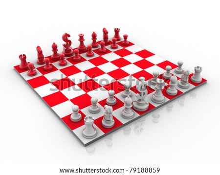 Dollar sign represent as King in chess set
