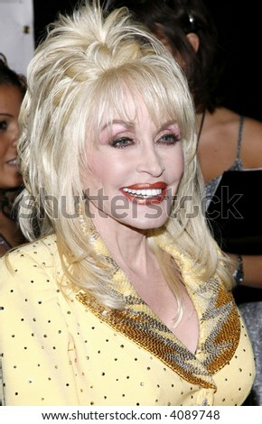 Dolly Parton attends the 38th Songwriter's Hall Of Fame   Ceremony held at the Marriott Marquis on June 7, 2007 in New York City.
