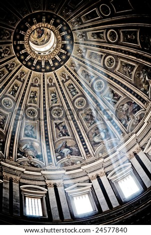 Dome of Saint Peter's Basilica