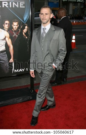 Dominic Monaghan at the Industry Screening of \'X-Men Origins Wolverine\'. Grauman\'s Chinese Theater, Hollywood, CA. 04-28-09