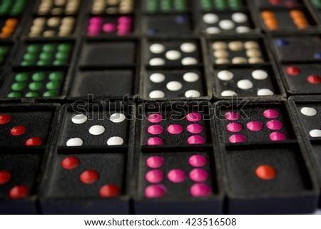 domino background. #423516508
