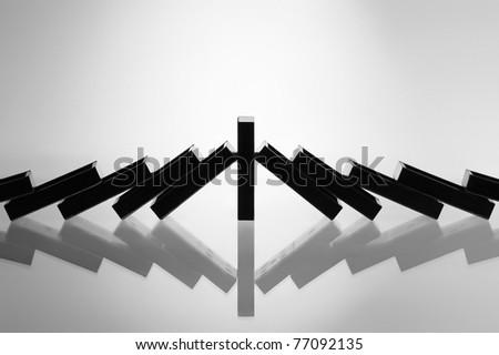 "Dominoes. Image - ""Faith"""