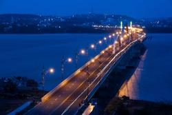 Dompak Bridge, Tanjung Pinang, Riau Island