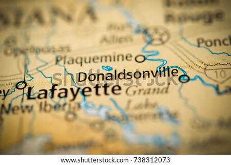 Donaldsonville, Louisiana.